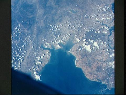 Gulf of Tonkin - Satellite View Cold War Law and Politics