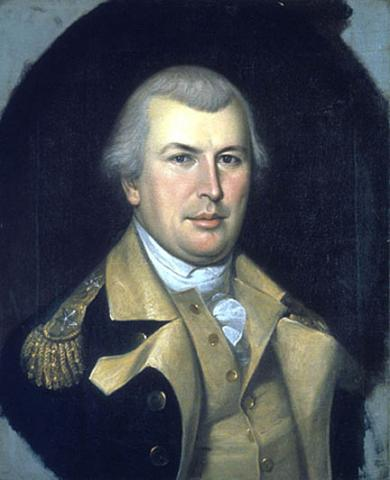 Nathanael Greene-Portrait and Brief Bio