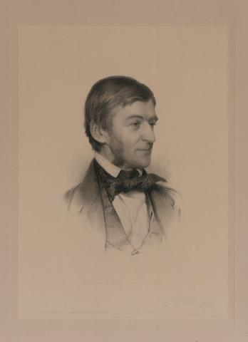 Ralph Waldo Emerson - Grieving Father Poetry Philosophy Biographies History