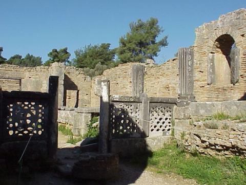 Studio at Olympia Archeological Wonders Famous People Ancient Places and/or Civilizations