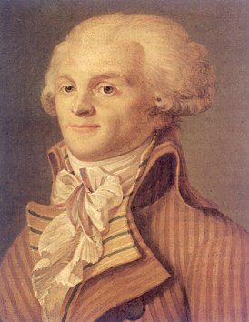 Maximilien Robespierre Famous People Government Social Studies Trials World  History Crimes and Criminals