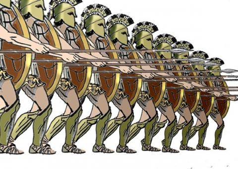 300 - The Greek Phalanx World History Ancient Places and/or Civilizations Famous Historical Events Famous People Film