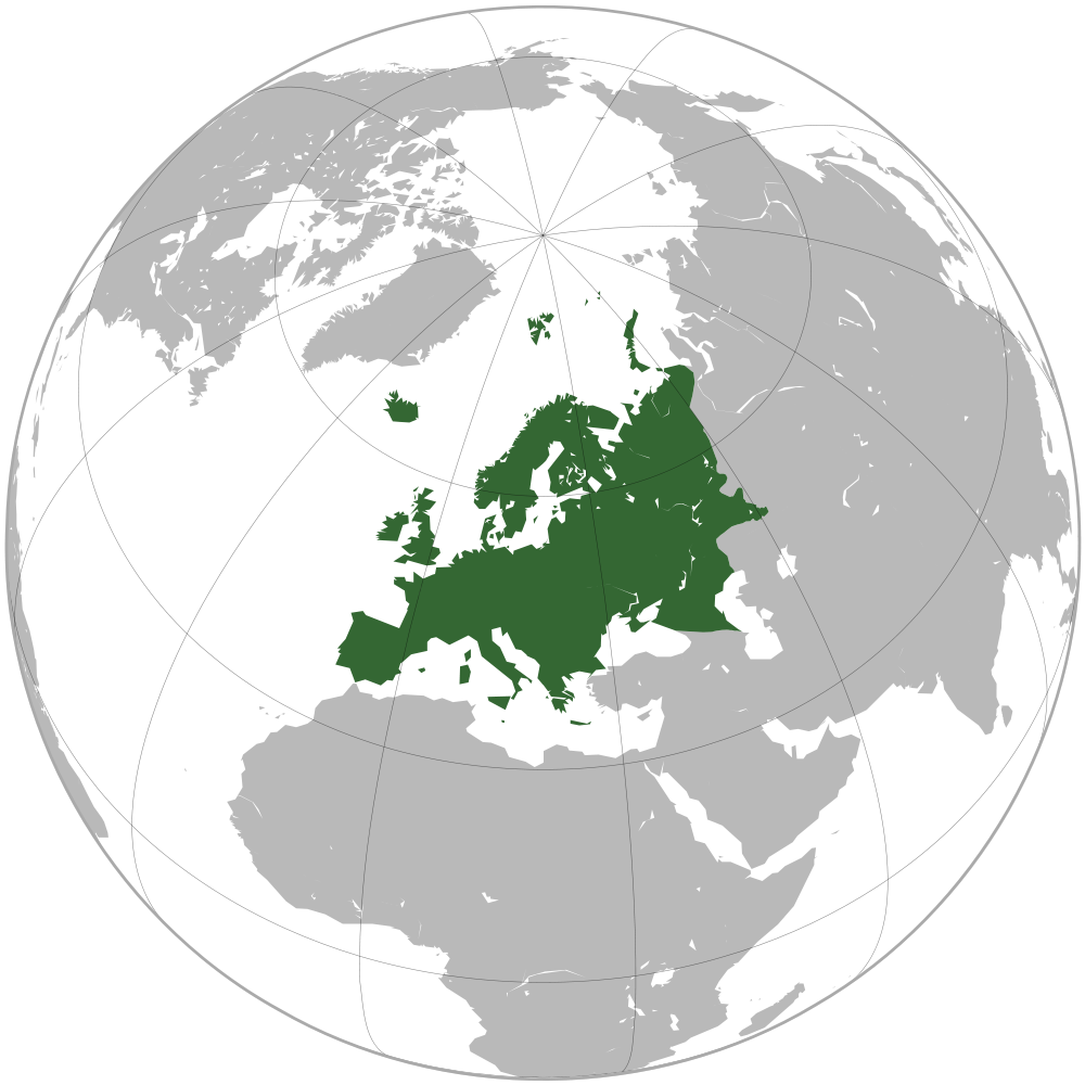 Maps Update 25001254 Europe Location on World Map Europe – Europe in the World Map