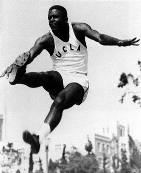 Jackie Robinson - UCLA Track Star Tragedies and Triumphs Famous People Social Studies Sports