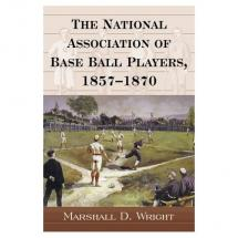 National Association of Baseball Players, 1857-1870