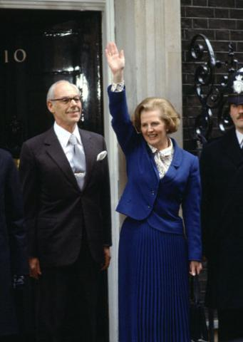 Margaret Thatcher - Newly Elected PM Ethics Famous Historical Events Famous People Government Social Studies