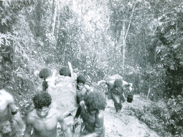 australian experiences on the kokoda track The kokoda trail campaign had ended with a whimper, some three and half months after it had begun the actual moment is best summarised by the offi.
