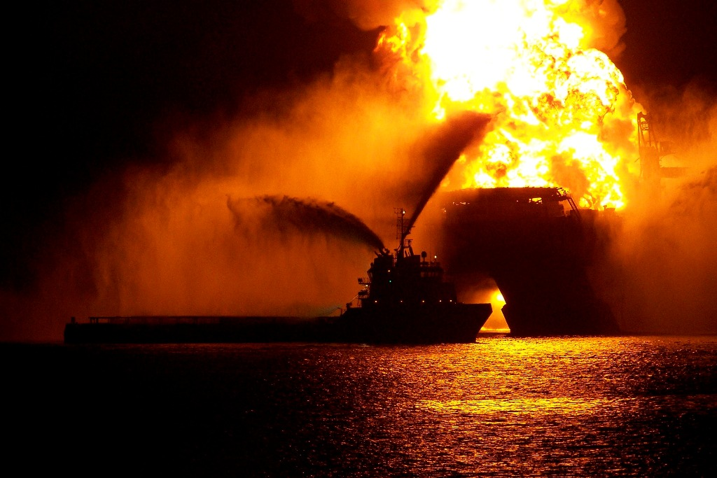 the deepwater horizon spill the perfect time to advertise