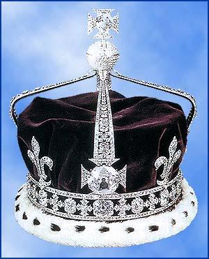 British Crown Jewels Visual Arts Social Studies World History