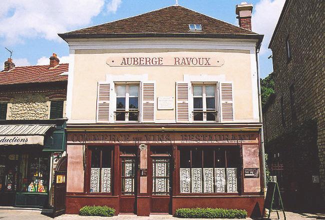 Auberge ravoux inn vincent 39 s last home for Auberge ravoux maison van gogh