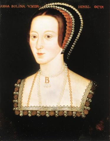 Anne Boleyn Famous People Social Studies World History Visual Arts