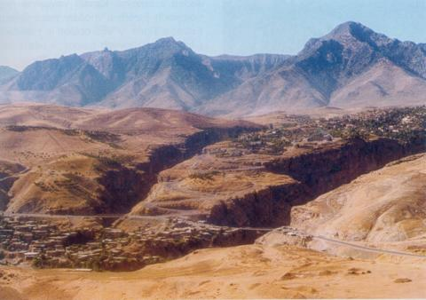 View of Northern Iraq Geography Ancient Places and/or Civilizations World History