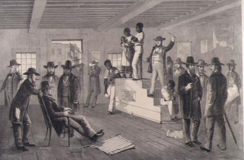 Selling Slaves in Richmond American History African American History Civil Rights Ethics Law and Politics Social Studies Slaves and Slave Owners Famous Historical Events