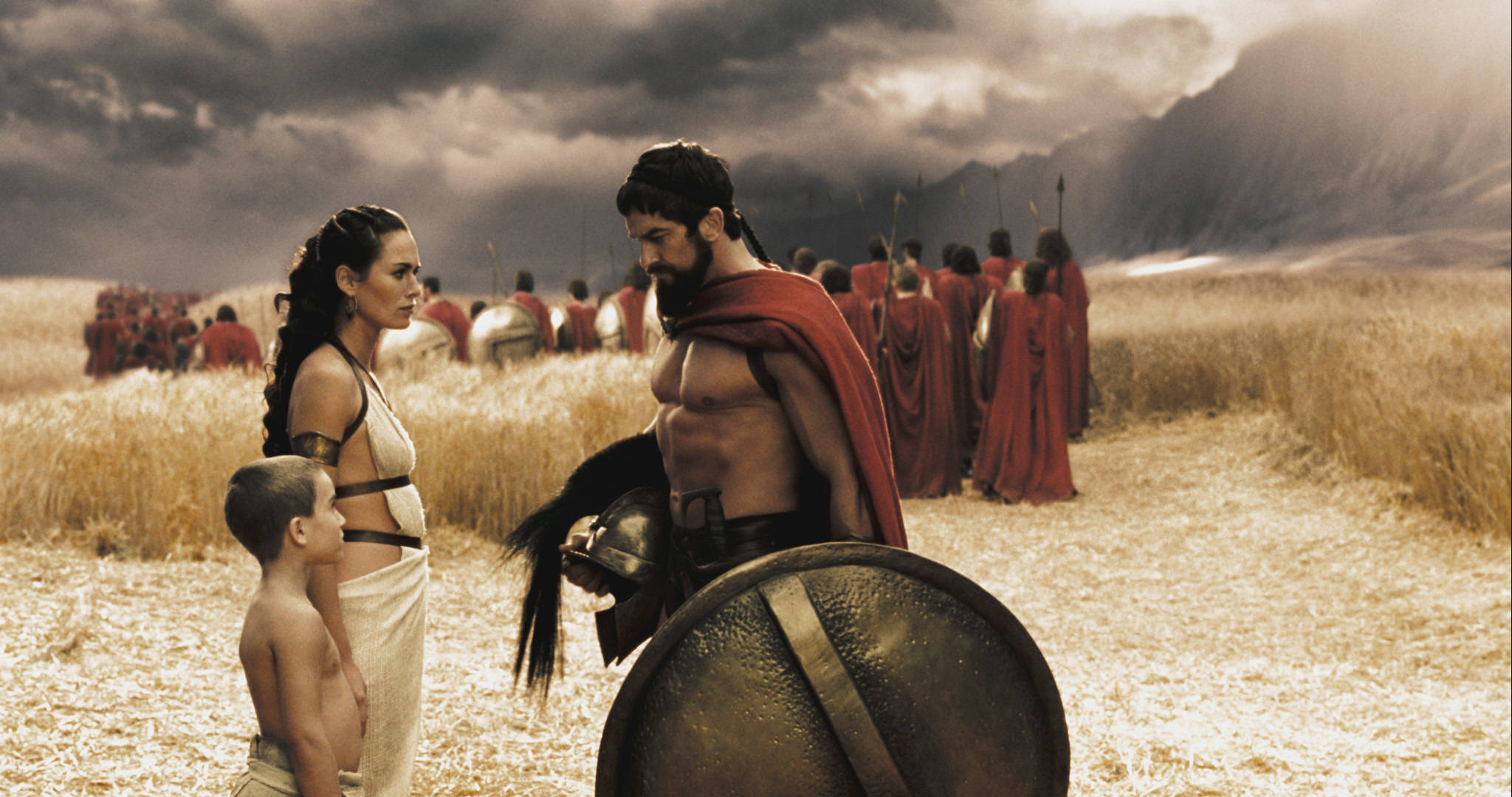 300 - Thermopylae and Rise of an Empire-5. GORGO