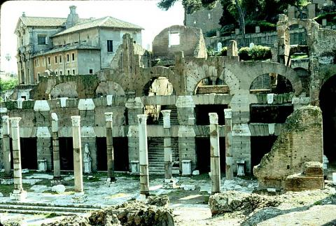 Ruins of Rome Ancient Places and/or Civilizations Geography Tragedies and Triumphs Visual Arts Archeological Wonders