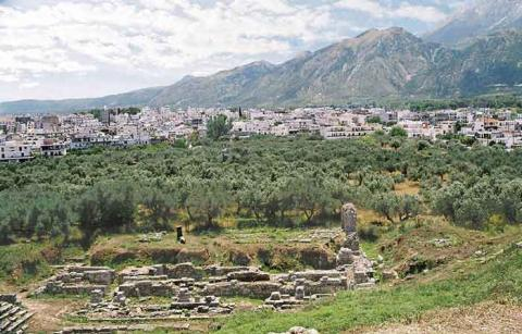 Mountains of Sparta - Taygetos Ancient Places and/or Civilizations Film Geography Social Studies World History Archeological Wonders