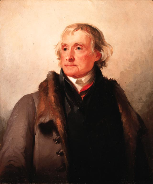 the early years of thomas jefferson Years later, thomas jefferson was born on april 13, 1743 in albermarle county  cited 7 thomas jefferson i early life and childhood a simple log cabin located in .
