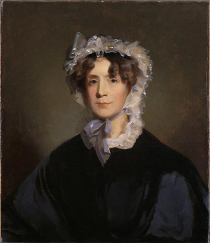 Martha Jefferson - Daughter of Thomas Jefferson American History Biographies Social Studies American Presidents