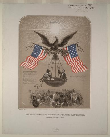 Declaration of Independence - Not for Slaves Visual Arts American History African American History Civil Rights Tragedies and Triumphs