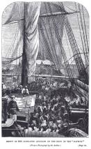 322 Liberated Slaves Aboard the Daphne