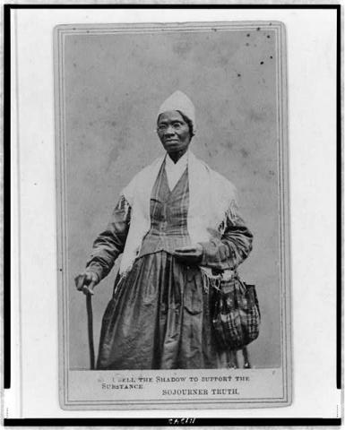 Sojourner Truth African American History Visual Arts American History Civil Rights Famous People Social Studies