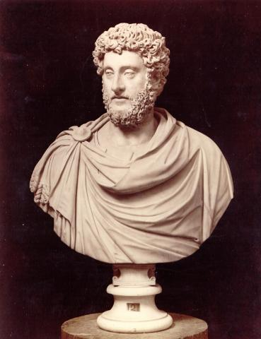 Bust of Emperor Commodus Law and Politics Ancient Places and/or Civilizations Film Legends and Legendary People