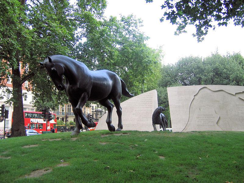 War Horse Joey And Albert At War S End