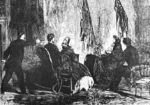 Assassination of Lincoln - Frank Leslie's Illustrated
