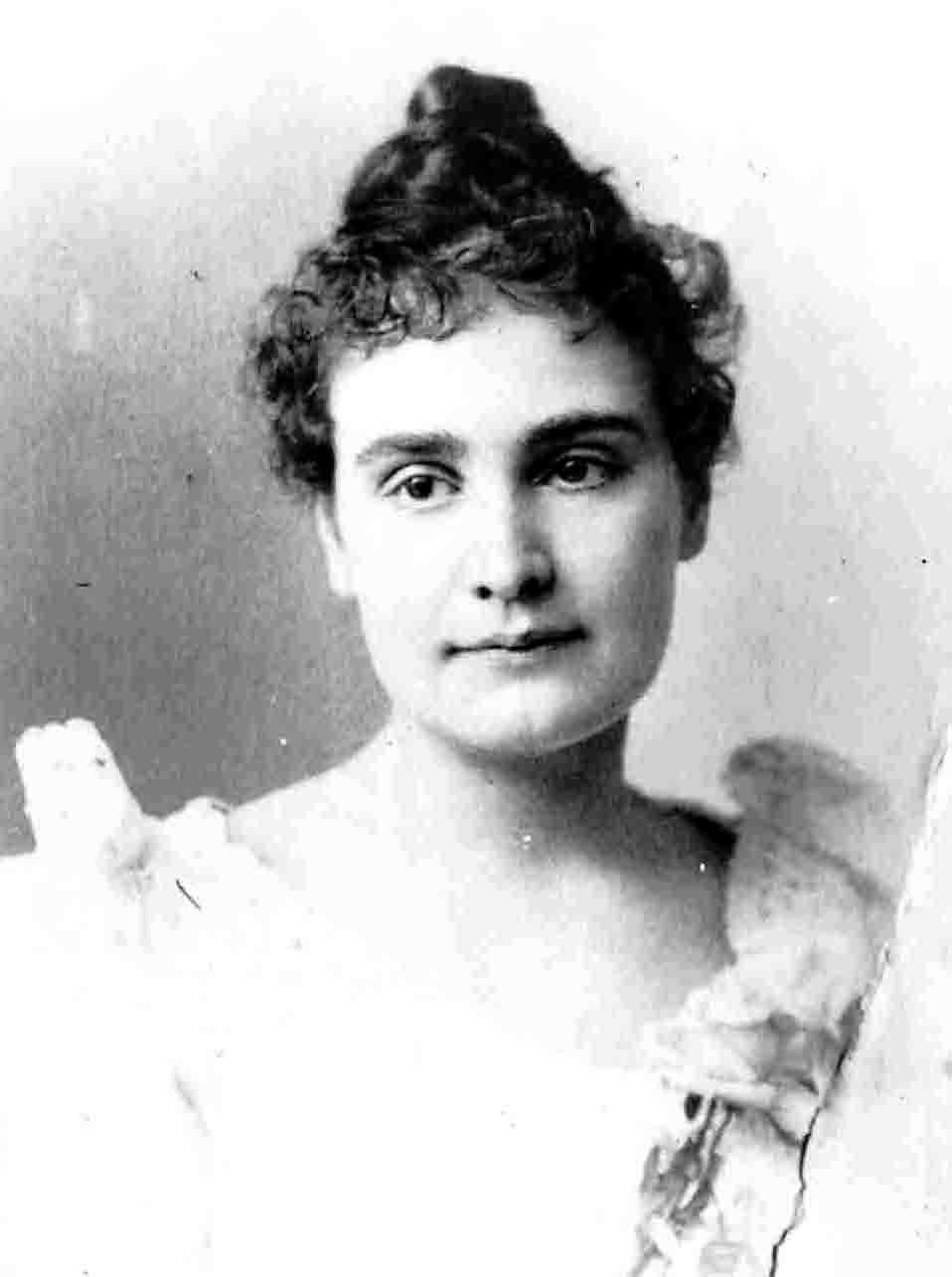 Helen Keller - ANNE SULLIVAN