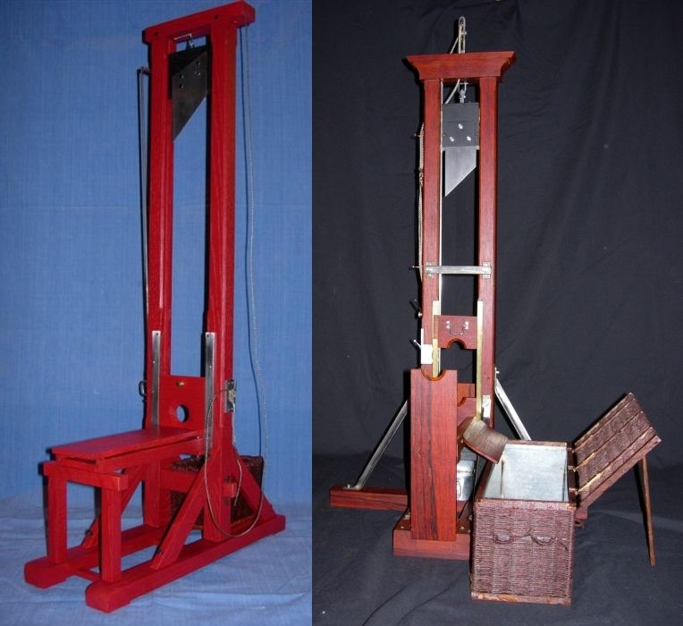 Guillotine history Essay Example - July 2019