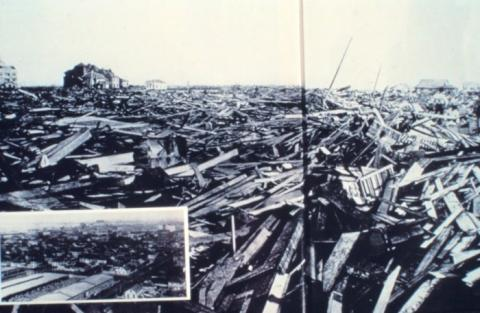 Galveston is Destroyed Famous Historical Events Geography Social Studies STEM Tragedies and Triumphs Disasters