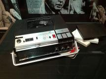Nixon Tape Recorder - Watergate