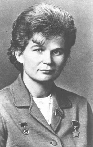 Valentina Tereshkova - First Woman in Space Russian Studies Famous People Biographies Famous Historical Events Aviation & Space Exploration STEM