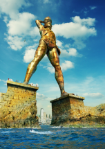 A Vision of the Colossus of Rhodes