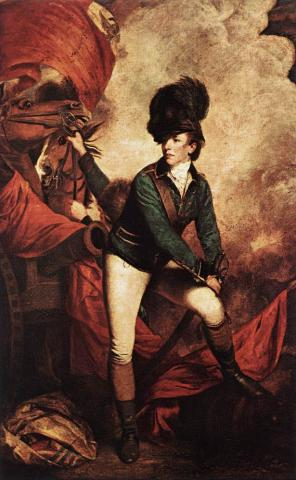 Banastre Tarleton (1754-1833)-Portrait and Bio