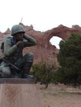 Wind Talkers:  Navajo Code Talkers in WWII