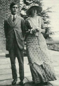 Leonard and Virginia Woolf - 1912 Social Studies Famous People
