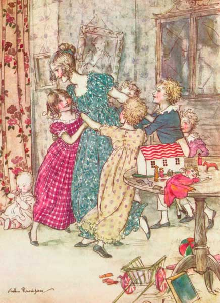 A Christmas Carol - THE FIRST of the THREE SPIRITS
