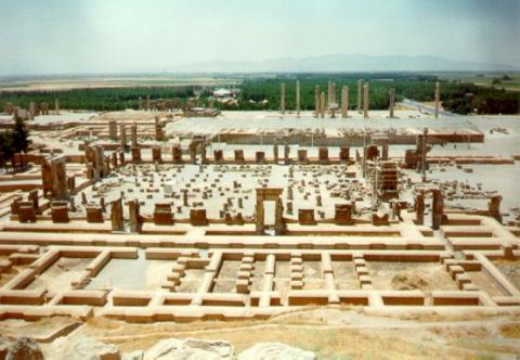Ruins of Persepolis Ancient Places and/or Civilizations Archeological Wonders World History Ethics