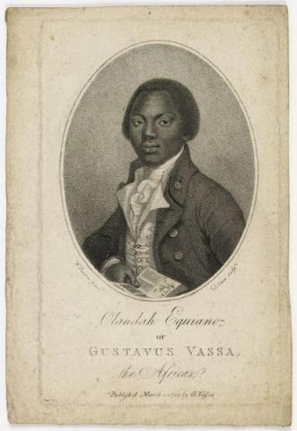 Olaudah Equiano Biographies Civil Rights Famous People Law and Politics Slaves and Slave Owners Social Studies World History African American History Visual Arts