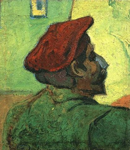 Paul Gauguin (Man in a Red Beret) Tragedies and Triumphs Nineteenth Century Life Visual Arts Famous People