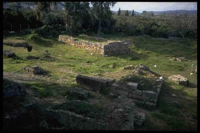sanctuary of artemis orthia