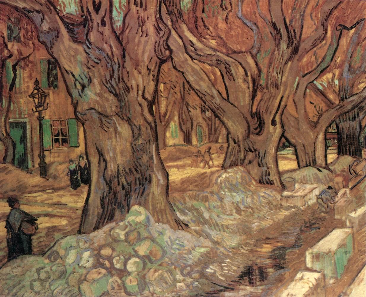 Vincent Van Gogh - THE ATTACKS CONTINUE