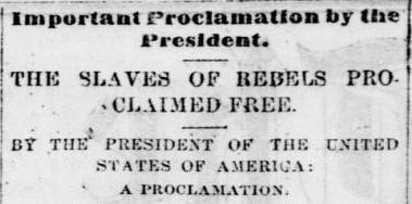 THE EMANCIPATION PROCLAMATION (Illustration) American History Awesome Radio - Narrated Stories Civil Rights Government Law and Politics Slaves and Slave Owners Social Studies Nineteenth Century Life American Presidents African American History