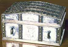 Silver Casket Biographies Famous Historical Events Famous People History World History Visual Arts