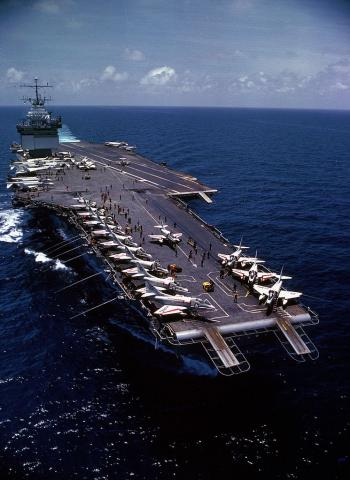 USS Enterprise Ethics American History Government Social Studies