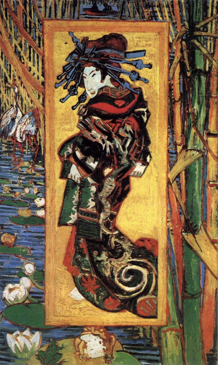 Vincent Van Gogh - INFLUENCE of JAPANESE ART