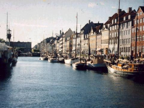 Copenhagen - Capital City of Denmark Geography Visual Arts Social Studies Tragedies and Triumphs