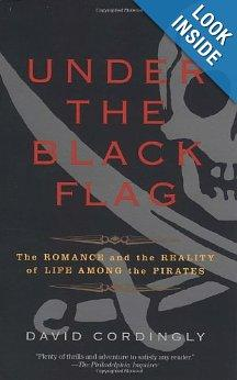Under the Black Flag - by David Cordingly Visual Arts Biographies Famous People Legends and Legendary People Social Studies World History