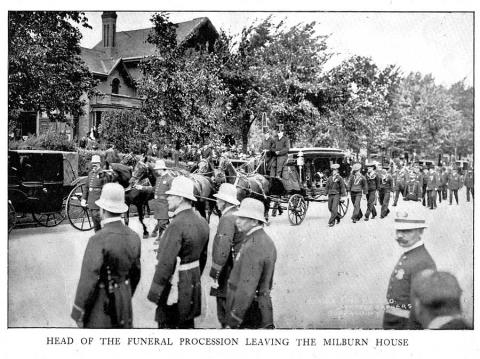 McKinley Funeral Procession Tragedies and Triumphs American History American Presidents Disasters Famous Historical Events Famous People Social Studies
